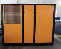 低壓螺桿式空氣壓縮機─永磁變頻