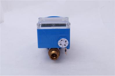 塑料尼龍防水智能水表
