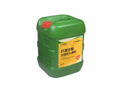 JS聚合物水泥防水膠