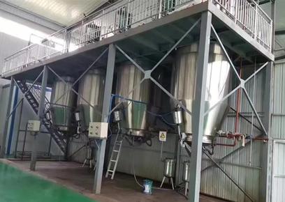 廣東湛江提取生產線案例