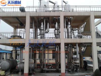 多效強制循環蒸發器