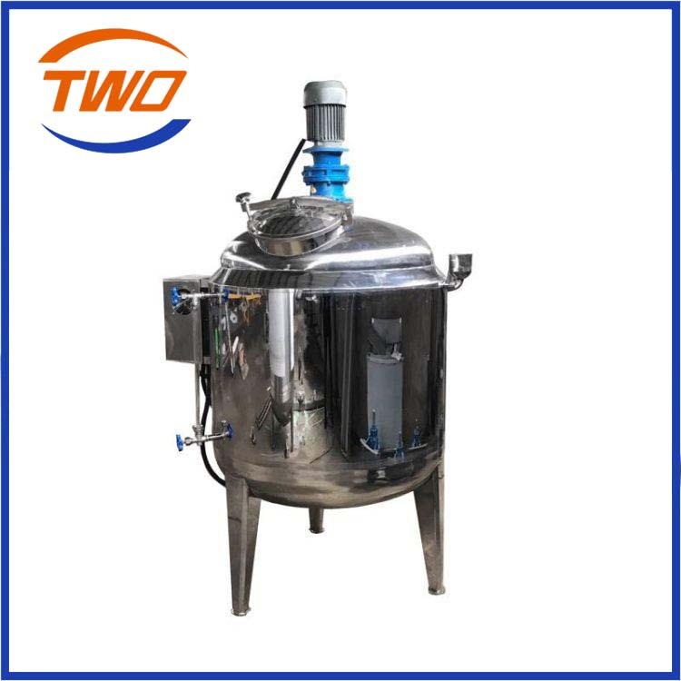 蒸汽加熱發酵罐