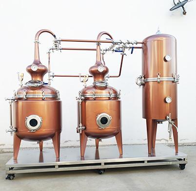 蒸餾設備系列