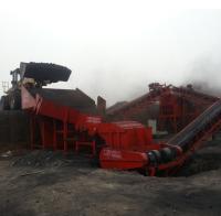 煤炭破碎分选一体机