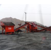 大型煤炭破碎分選一體機