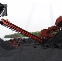 150型煤矸石專用破碎機