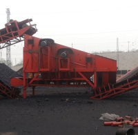 筛煤机设备