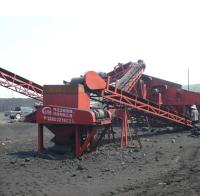 300型煤炭破碎分選一體機