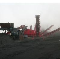 移动式分煤机