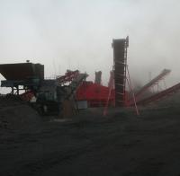 煤矿用破碎分选一体机