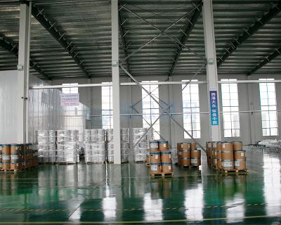 PTFE滤袋成品区