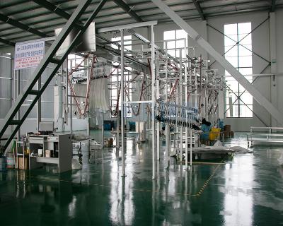 自动化滤袋生产线