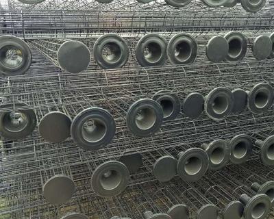钛合金袋笼