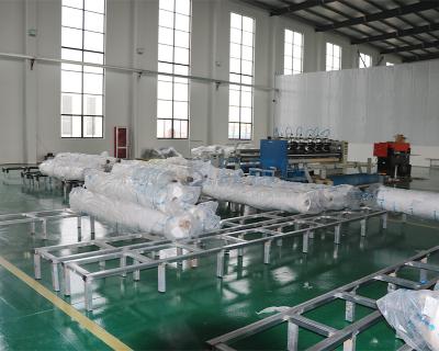 PTFE覆膜布生产线