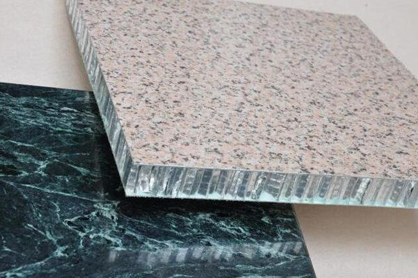 石紋鋁蜂窩板優點