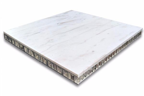 鋁蜂窩板與鋁單板的區別