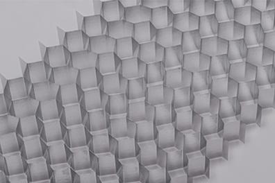 鋁蜂窩板的優點及應用前景