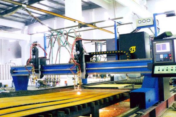 BTSZ-4000数控火焰直条切割机