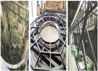 琼海旋转台和丝杠-剪叉式升降台