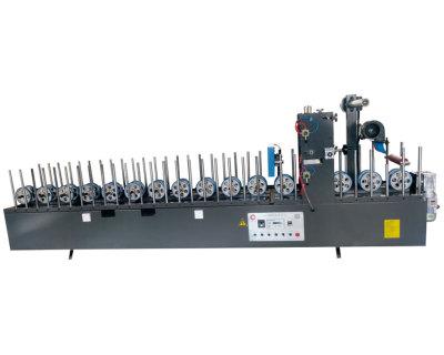 LJ300C移動式輥膠覆膜機