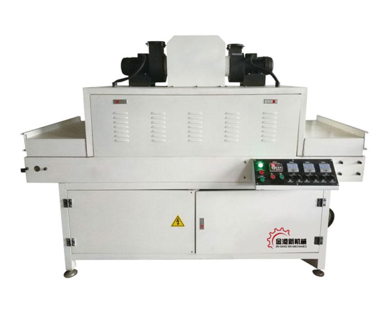 三燈UV固化機
