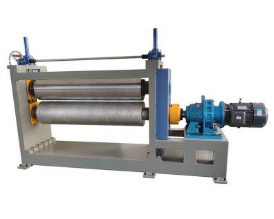 压花设备-GBYH-1500金属板压花机
