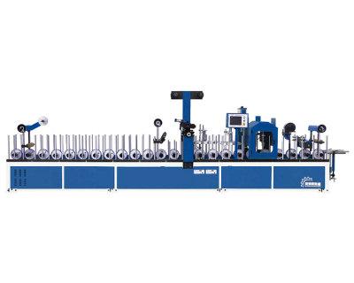 PUR350B塑鋼型材覆膜機