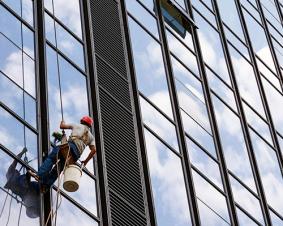 高空擦玻璃公司