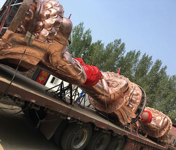 銅雕佛像生產廠家