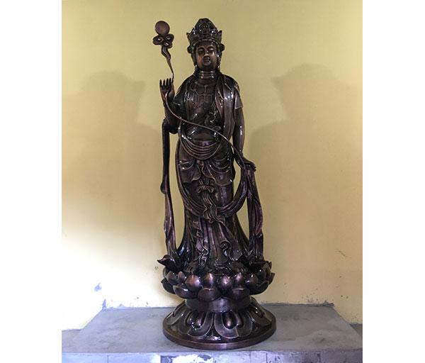 佛教銅菩薩