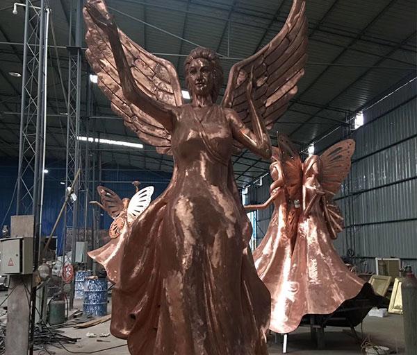 人物銅雕塑廠家