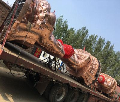 釋迦牟尼佛銅像