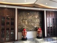 萬里長城室內銅浮雕