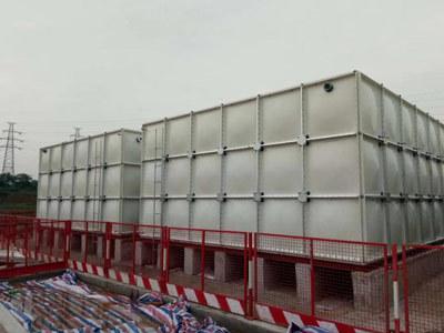 哈尔滨玻璃钢水箱