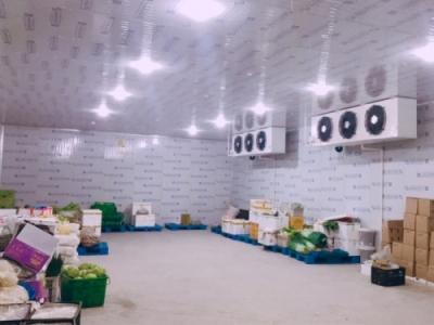 工廠保鮮冷庫
