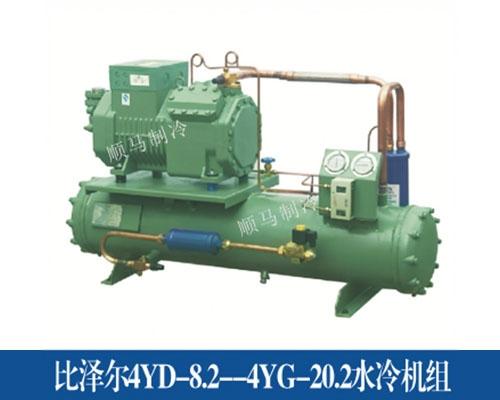 比澤爾4YD-8.2--4YG-20.2水冷機組