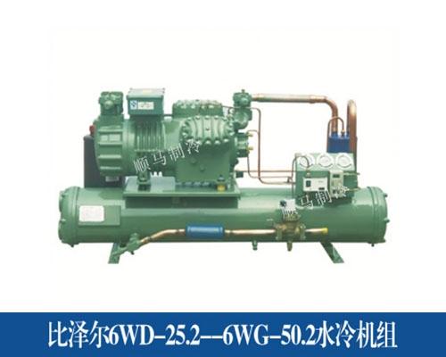 福清比澤爾6WD-25.2--6WG-50.2水冷機組