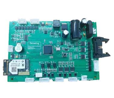 轨道物流小车PCB设计