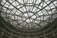 空心焊接球网架钢结构的优势以及选购技巧