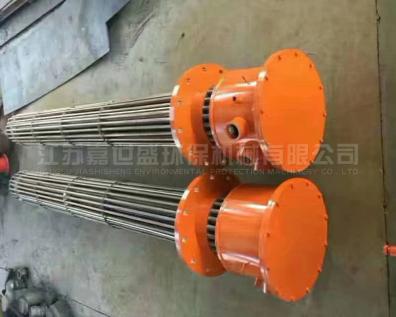 法蘭電加熱管生產廠家