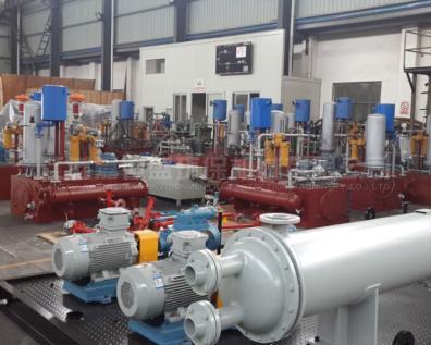 管壳式列管换热器厂家