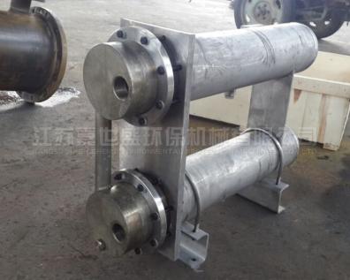 管壳式换热器工作原理