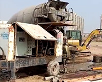 混凝土輸送泵租賃