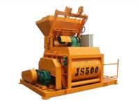 鄂爾多斯JS500攪拌機