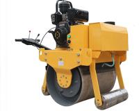 鄂爾多斯手推式單輪壓路機