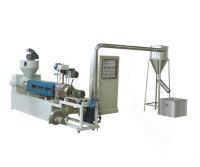 DYSJ-A90、100、110、120風冷熱切再生塑料造粒機