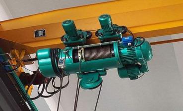 鋼絲繩電動葫蘆