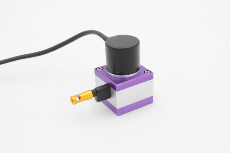 黑龍江模擬信號拉繩傳感器