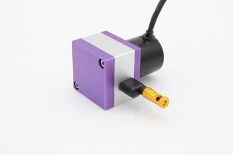 拉線式位移傳感器