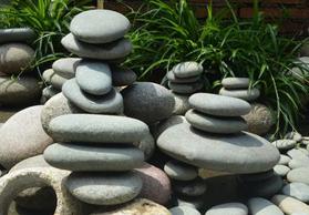黑山石廠家,大鵝卵石批發,江西太湖石